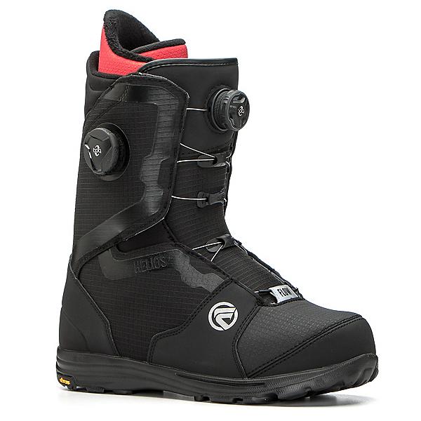 Flow Helios Focus Boa Snowboard Boots, Black, 600