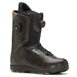 Flow Hylite Heel-Lock Focus Snowboard Boots, Brown, 256