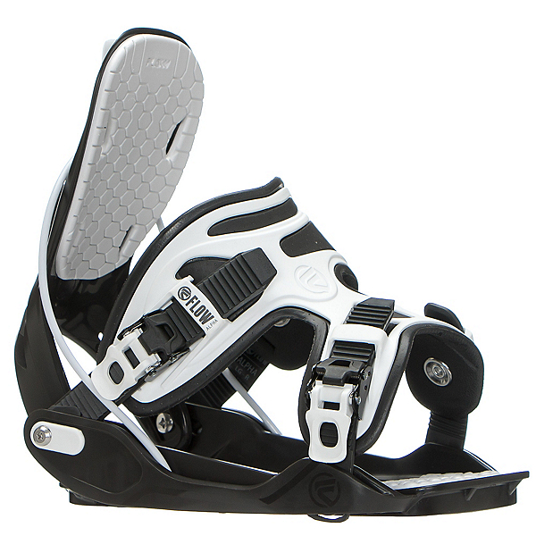 Flow Alpha Snowboard Bindings, , 600