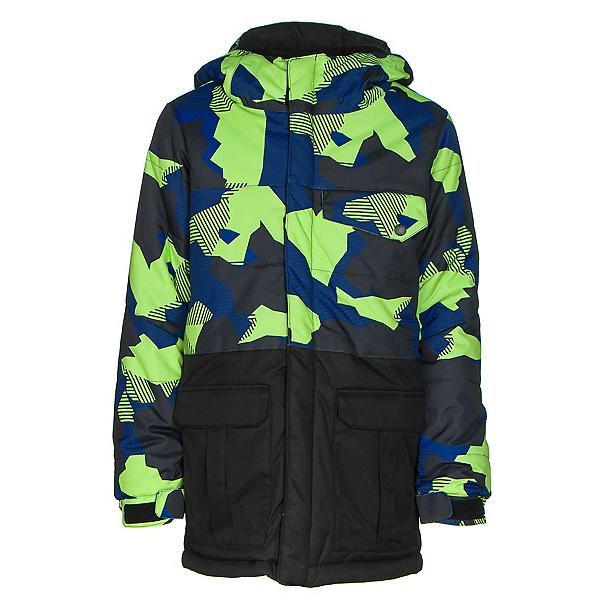 686 Onyx Insulated Boys Snowboard Jacket, , 600
