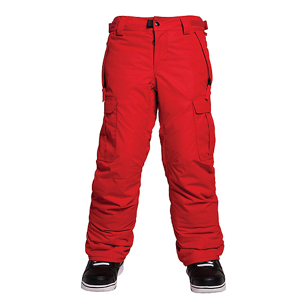 686 All Terrain Insulated Kids Snowboard Pants, , 600