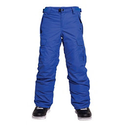 686 All Terrain Insulated Kids Snowboard Pants, Cobalt, 256