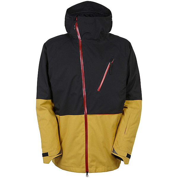 686 GLCR Hydra Thermagraph Mens Insulated Snowboard Jacket, , 600