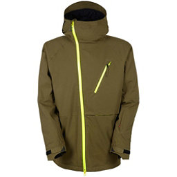 686 GLCR Hydra Thermagraph Mens Insulated Snowboard Jacket, Olive, 256