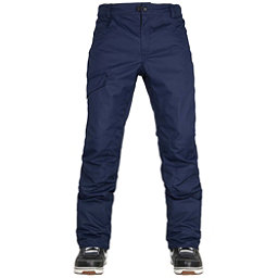 686 Parklan Shadow Mens Snowboard Pants, Midnight Blue, 256