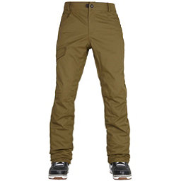686 Parklan Shadow Mens Snowboard Pants, Olive, 256