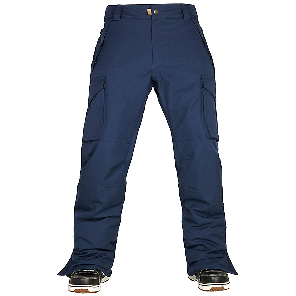 686 Authentic Infinity Cargo Mens Snowboard Pants, , 600
