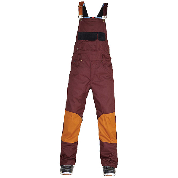 686 Forest Bailey Cosmic Overall Up Bib, , 600