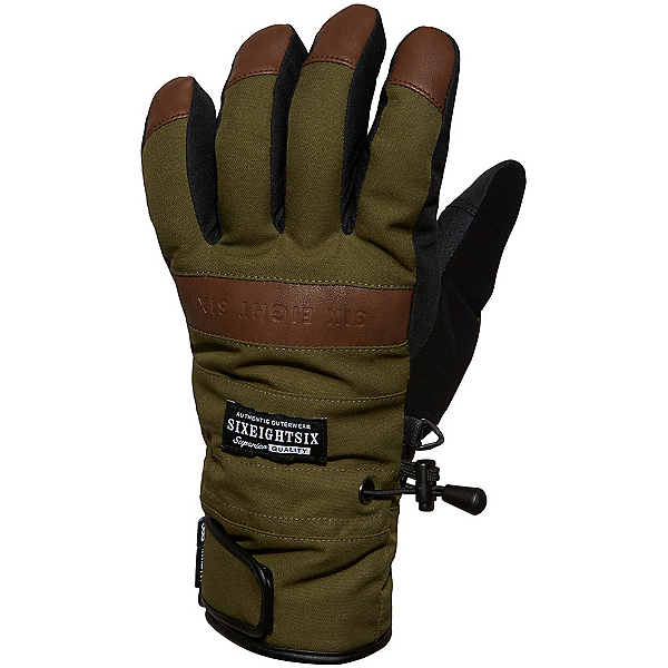 686 Recon Gloves, , 600