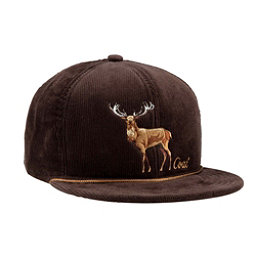 Coal The Wilderness Mens Hat, Stag, 256