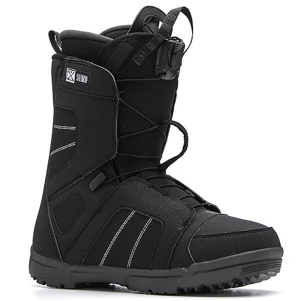 Salomon Titan Snowboard Boots, Black-Autobahn, 600