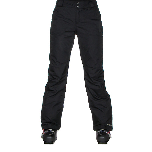 Columbia Bugaboo Omni-Heat Womens Ski Pants, Black, 600