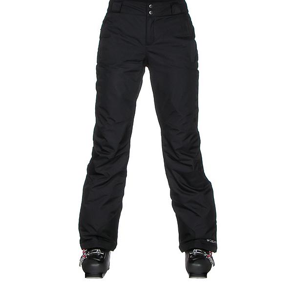 Columbia Bugaboo Omni-Heat Pant - Plus Size Womens Ski Pants, Black, 600
