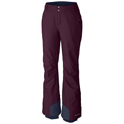 Columbia Bugaboo Omni-Heat Pant - Plus Size Womens Ski Pants, Purple Dahlia, 256