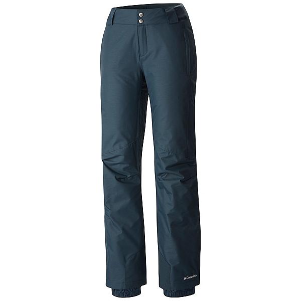 Columbia Bugaboo Omni-Heat Pant - Plus Size Womens Ski Pants, Night Shadow, 600