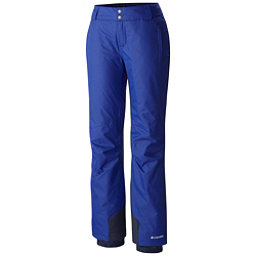 Columbia Bugaboo Omni-Heat Pant - Plus Size Womens Ski Pants, Clematis Blue, 256