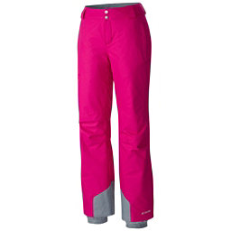 Columbia Bugaboo Omni-Heat Pant - Plus Size Womens Ski Pants, Deep Blush, 256
