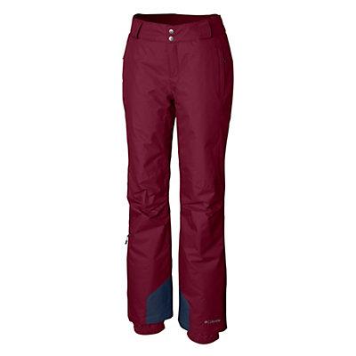 7fc0a842f64 Columbia Bugaboo Omni-Heat Pant - Plus Size Womens Ski Pants 2019