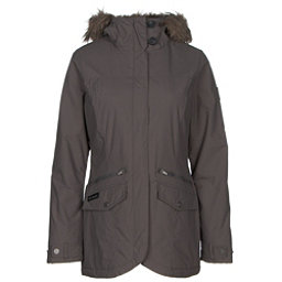 Columbia Grandeur Peak Mid Jacket w/Faux Fur, Mineshaft, 256