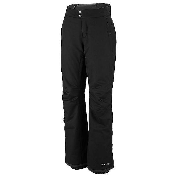 Columbia Veloca Vixen Plus Womens Ski Pants, Black, 600