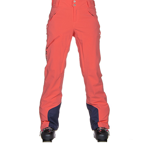 Columbia Zip Down Womens Ski Pants, , 600