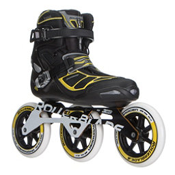 Rollerblade Tempest 125 3WD Inline Skates 2017, Black, 256