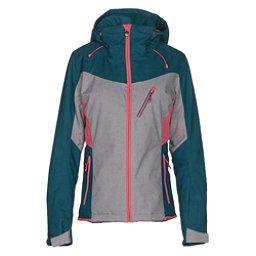 Roxy Sassy Womens Insulated Snowboard Jacket, Legion Blue, 256
