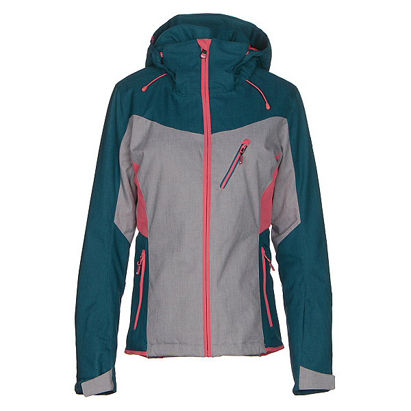 Roxy Sassy Womens Insulated Snowboard Jacket, , 600