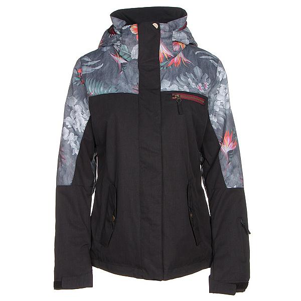 Roxy Jetty Block Womens Insulated Snowboard Jacket, , 600