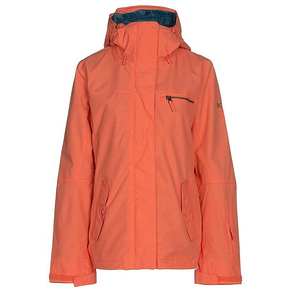 Roxy Jetty 3N1 Womens Insulated Snowboard Jacket, , 600