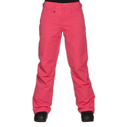 Roxy Backyard Womens Snowboard Pants, Paradise Pink, 256