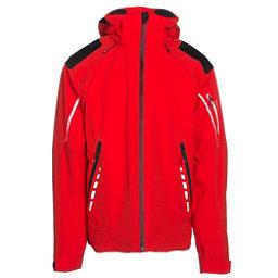 Obermeyer Shryke Mens Insulated Ski Jacket, Red, 256