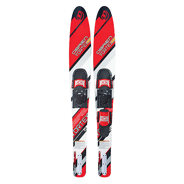 O'Brien Vortex Combo Water Skis With 700 Adjustable Bindings, , 600