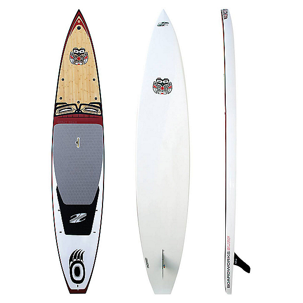 Boardworks Surf Great Bear 14' Touring Stand Up Paddleboard 2017, , 600