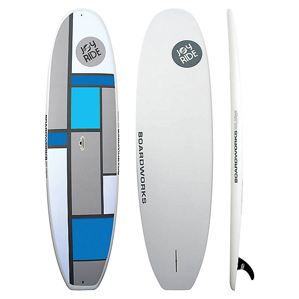 Boardworks Surf Joy Ride 10'11 Recreational Stand Up Paddleboard, , 600
