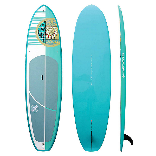 Boardworks Surf Muse 10'6 Stand Up Paddleboard 2017, , 600