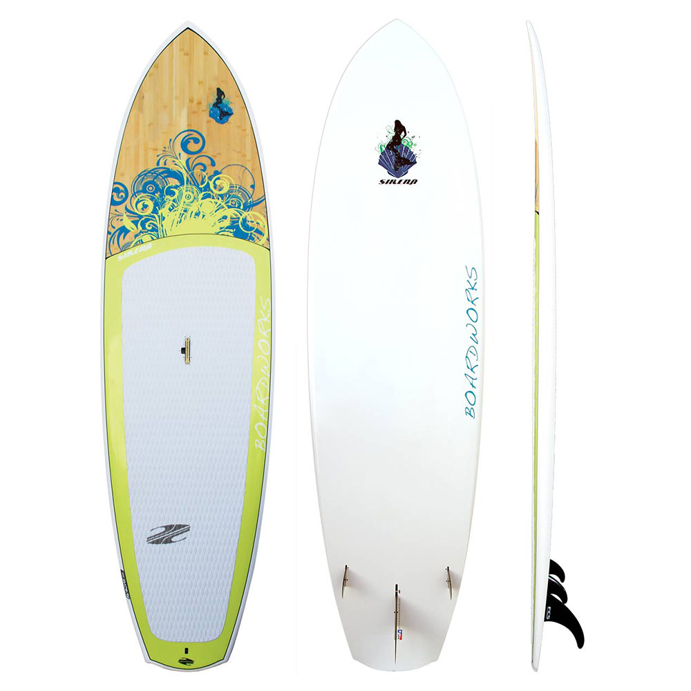 Boardworks Surf Sirena 9'11 Recreational Stand Up Paddleboard im test
