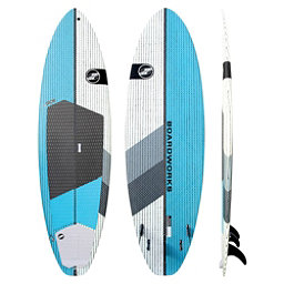 Boardworks Surf Special 9'4 Surf Stand Up Paddleboard, Teal-White, 256