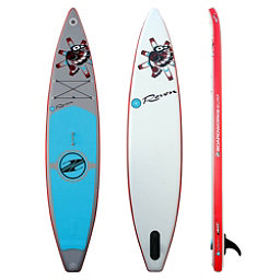 Boardworks Surf Raven 12'6 Inflatable Stand Up Paddleboard 2017, , 256