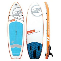 Boardworks Surf SHUBU 9'6 Inflatable Stand Up Paddleboard, , 256
