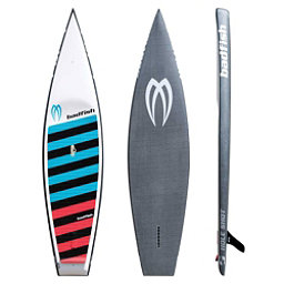 Boardworks Surf Hole Shot 11' Race Stand Up Paddleboard, , 256