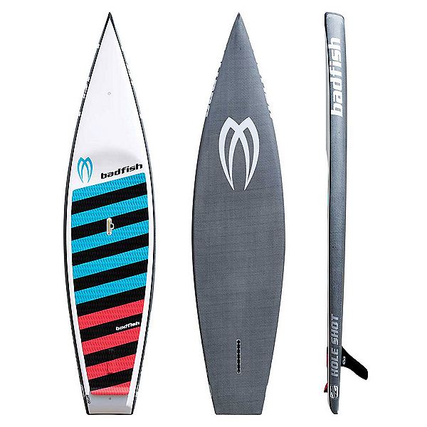 Boardworks Surf Hole Shot 11' Race Stand Up Paddleboard, , 600