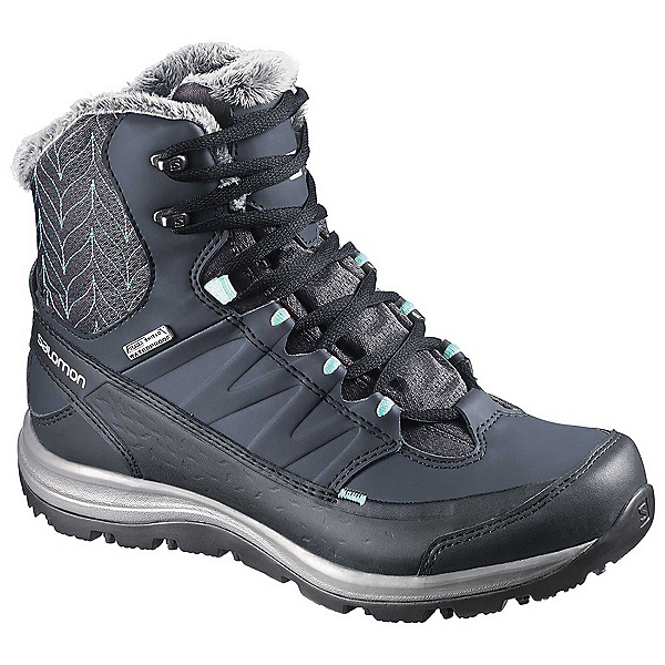 Salomon Kaina Mid CS WP 2 Womens Boots, , 600
