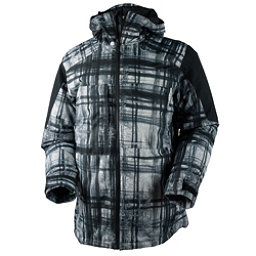 Obermeyer Wasatch Mens Insulated Ski Jacket, Forrest For The Trees, 256