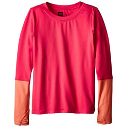 686 Serenity 1st Layer Girls Long Underwear Top, Fuschia, 256