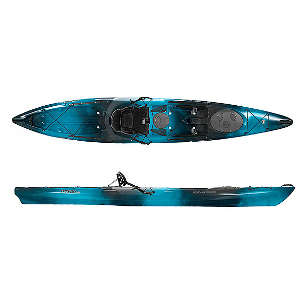 Wilderness Systems Tarpon 140 Sit On Top Kayak 2017, , 600
