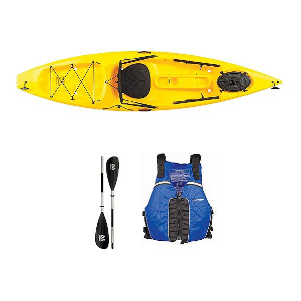 Ocean Kayak Tetra 10 Yellow Kayak - Sport Package, , 600