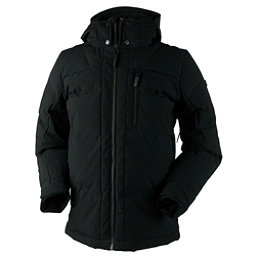 Obermeyer Gamma Down Mens Jacket, Black, 256