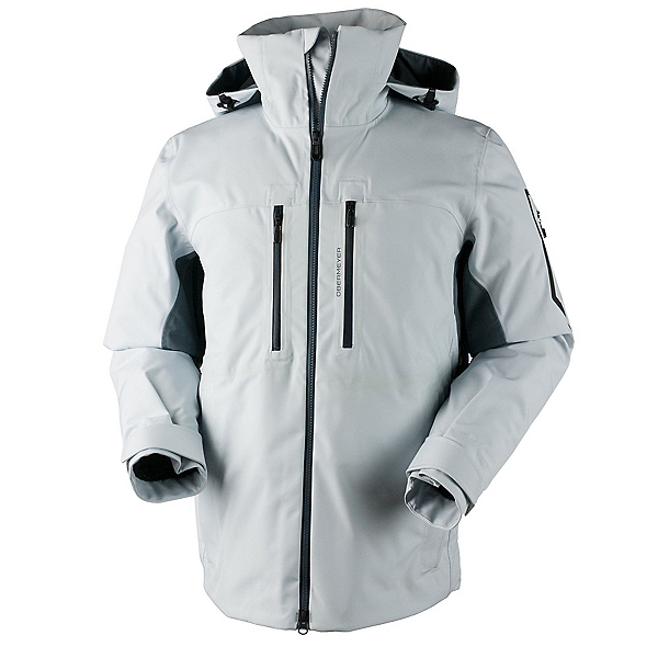Obermeyer Supernova Mens Shell Ski Jacket, Vapor, 600