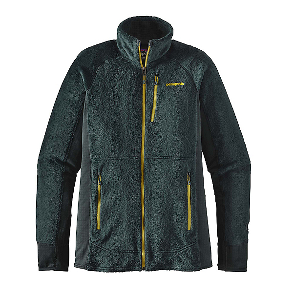 Patagonia R2 Mens Jacket, Carbon, 600